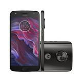 Celular Motorola Moto X4 32gb Preto Lacrado 12x Sem Juros!!!