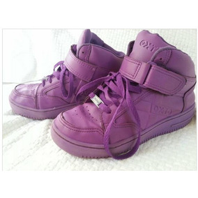 Tênis Oxto Tipo Nike Air Force 36 Bota Oxto Casual Brooklin df35b12ca1a