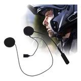 Audífono Bluetooth Para Casco De Motociclista