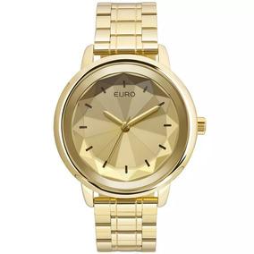 0a2ab2d86 Promoção Relógio Euro Eu2036aix - Relógios no Mercado Livre Brasil