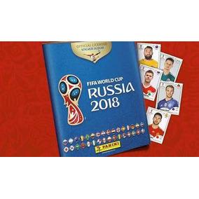 Álbum Copa Do Mundo 2018 Rússia