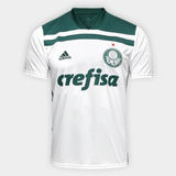 Camisa Palmeiras Ii 2018 S/n° Torcedor adidas Masculina