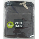 Bolsa Térmica 2 Go Bag Mini Start - Cinza - Promoção