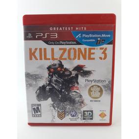 Jogo Killzone Ps3 Greatest Hits Seminovo