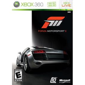 Forza Motorsport 3 Xbox 360 - Físico | Garantia Playgorila
