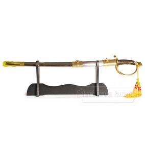 Espada Decorativa Metálica - Cavalaria Pesada