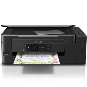 Impressora Multifuncional Epson Ecotank L495 Jato De Tinta
