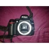 Cámara Nikon D3000 Remate