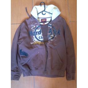 Sweater Sueter Hard Rock Cafe - Ropa e75fb78c1b1