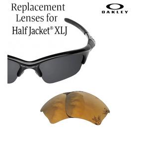 83f9418606 Oakley Half Jacket 2.0 - Lentes Dorado oscuro en Mercado Libre México