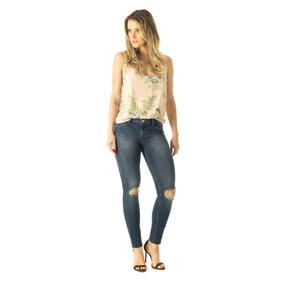 Calça Jeans Intermediaria Fem 61e - Cli5533 - Cli5533