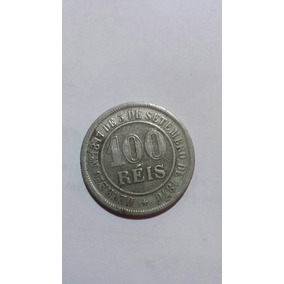 100 Reis 1887