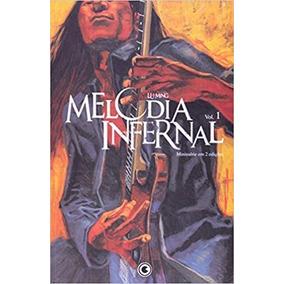 Mangá Melodia Infernal Vol. 1 Lu Ming