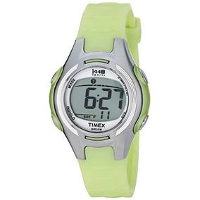 88bbcf043c52 Reloj Digital Timex T5k081 1440 Para Mujer Con Correa De Res