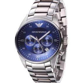 c0ddadd2e75 Relógio Emporio Armani Ar5860 Original + Caixa + 3 Anos De G