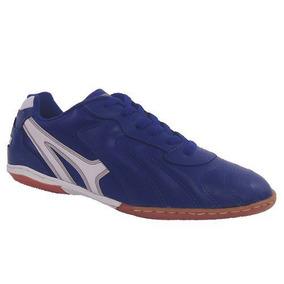 Chuteira Futsal Indoor Mathaus Italia Couro Natural Leg Timo ... 3b5f41656f621
