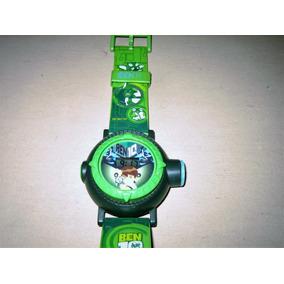 Reloj Ben 10 Omnitrix Reloj Proyector 10 Aliens