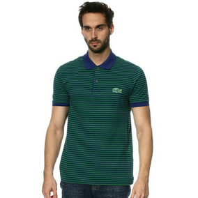 db7bc944b8948 Lacoste 3d - Camisetas no Mercado Livre Brasil