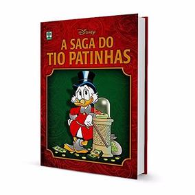 A Saga Do Tio Patinhas (capa Dura) Lacrado!!!