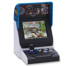 Neo Geo Mini Classic Snk Arcade Edition