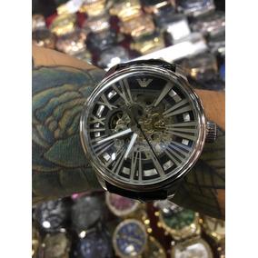 b447b6a840a Relógio Automatico Emporio Armani Ar4602 - Relógios no Mercado Livre ...