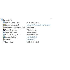 Computador Desktop Pronto Para Uso