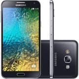 Smartphone Samsung Galaxy E7 13mp 16gb - Preto (vitrine)