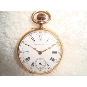 76675045b18 Relogio Patek Philippe De Bolso - Relógios De Bolso no Mercado Livre ...