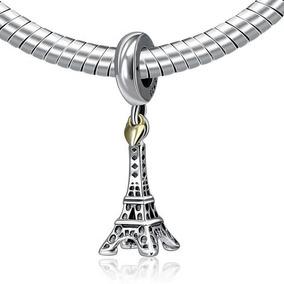 Charm Pandora Torre Eiffel Plata S925 Esterlina Ale Original