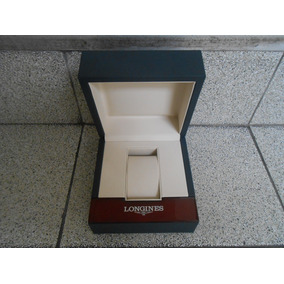 Caja De Reloj Longines Original