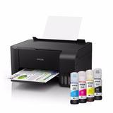 Impresora Multifuncion Epson L3110 L380 Tinta Continua Envio