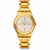 Reloj Swatch Goldenli Ylg134g | Original Envío Gratis