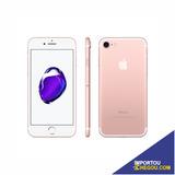 Celular Apple Iphone7 128 Gb Rose Gold Promoção+brinde Surp.