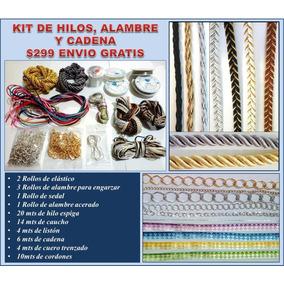 8157b8e58b77 Rollos De Cadenas Para Bisuteria - Joyas y Relojes en Mercado Libre ...