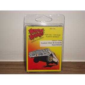 Acessórios Jada 1:24 - Custom Visor E Console Hoppin Hydros
