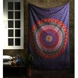 Mandala Tapestry De La India /tapete/sabana/decora Muros