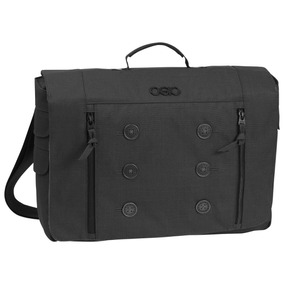 Midtown Messenger Black Ogio 114005.03
