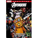 Avengers - El Guantelete Del Infinito - Jim Starlin