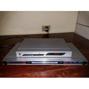 Aparelho Dvd Powerpack E Um Receptor Indusat Para Parabolica