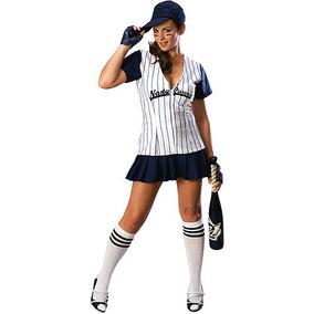 Disfraz Béisbol Mujer en Mercado Libre México 5a35c18ab15