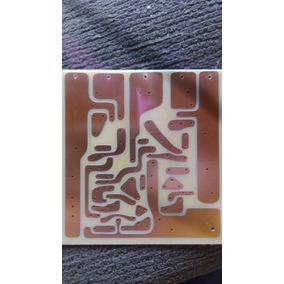 Kit 2 Placa Lisa Amplificador De Áudio 1500w