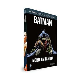 Batman: Morte Em Família - Dc Graphic Novels