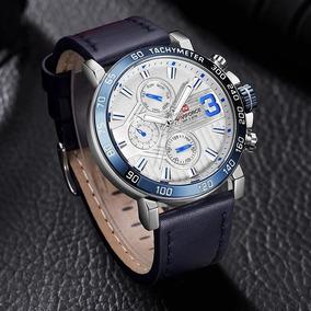 ceb99e078c1 Relogio Seiko Cronografico Great Blue Original - Relógios no Mercado ...