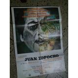 Afiche De La Película Venezolana Juan Topocho
