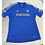 9853bbcf3e Camisa Chelsea 2013 Treino no Mercado Livre Brasil