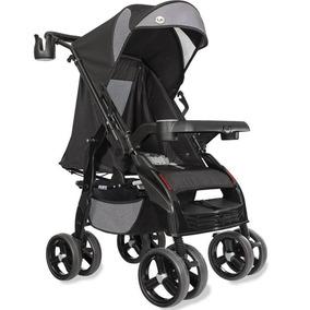 Carrinho De Bebê Tutti Baby Upper - Preto.