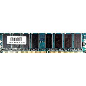 Memória Samsung 1gb Pc3200 Ddr400