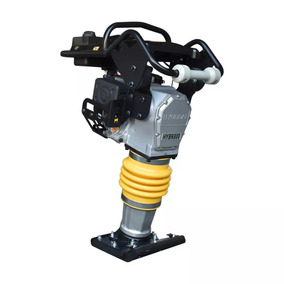 Apisonador Bailarina Compactadora Hyundai Hybk800 Motor 4 Hp