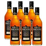 Brandy Macieira 5 Estrelas 700ml 06 Unidades