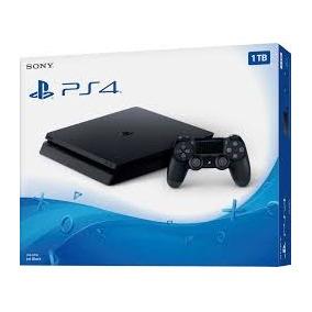 Playstation 4 Slim 1tb Ps4 Nuevo